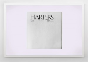 News to Be Read (Harper's), 2013