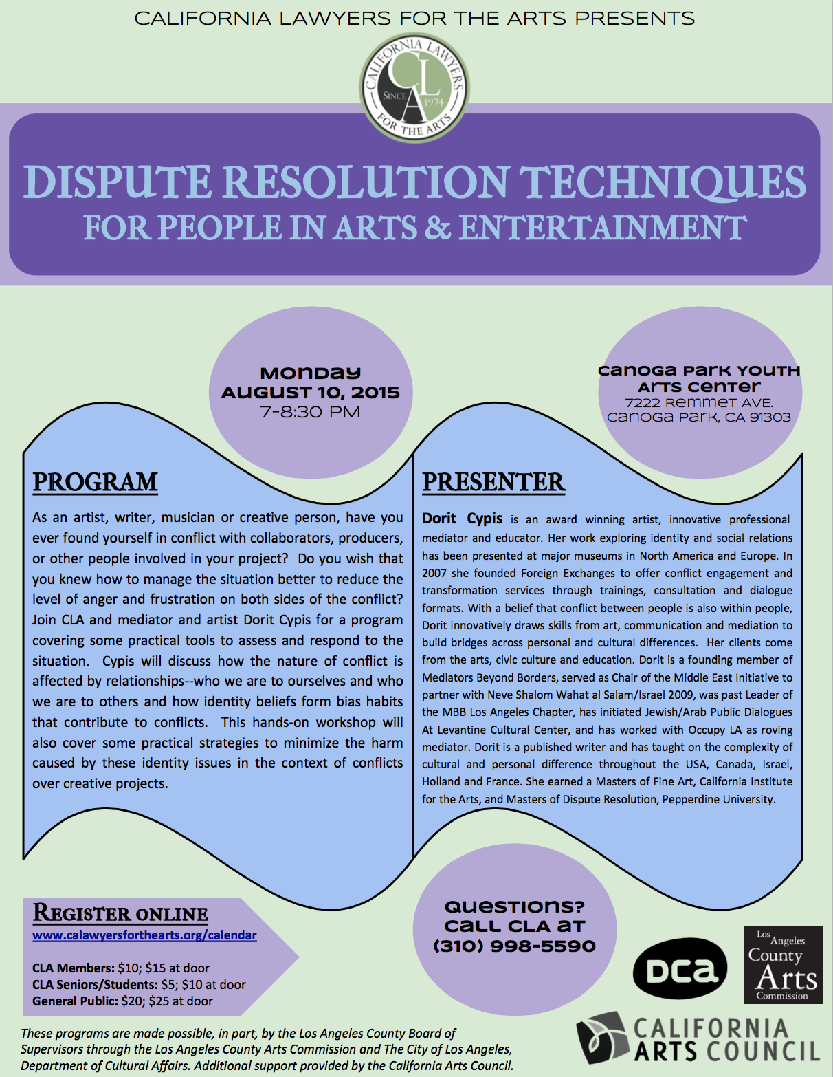 Dispute Resolution Techniques